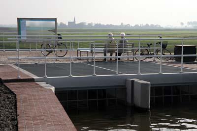 hoog water innovatief te lijf